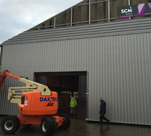 Commercial & Industrial Roofing Specialists in Yorkshire