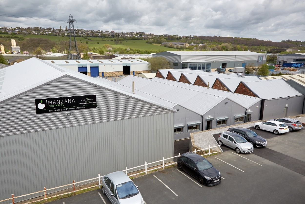 Manzana Contracts Commercial Amp Industrial Roofing